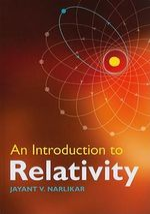 An Introduction to Relativity - Jayant Vishnu Narlikar