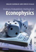 Finitary Probabilistic Methods in Econophysics - Ubaldo Garibaldi