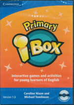 Primary i-Box : Interactive Games and Activities For Young Learners of English - Caroline Nixon