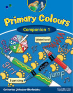 Primary Colours 1 Companion - Catherine Johnson-Stefanidou
