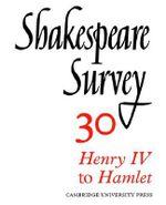 Shakespeare Survey :