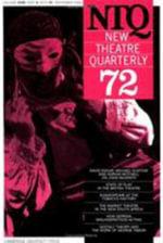 New Theatre Quarterly 72 : Volume 18, Part 4: v. 18