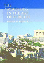 The Acropolis in the Age of Pericles Paperback with CD-ROM - Jeffrey M. Hurwit