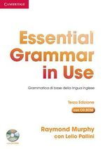 Essential Grammar in Use without Answers with CD-ROM Italian Edition : Grammatica Di Base Della Lingua Inglese - Raymond Murphy