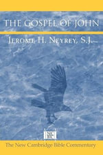 The Gospel of John : New Cambridge Bible Commentary - Jerome H. Neyrey