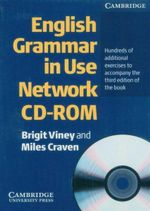 English Grammar in Use Network CD-ROM : Hundreds of Additional Exercises to Accompany the Third Edition of the Book - Brigit Viney