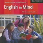 English in Mind 1 Class Audio CDs : English in Mind - Herbert Puchta