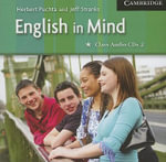 English in Mind 2 Class Audio CDs : English in Mind - Herbert Puchta