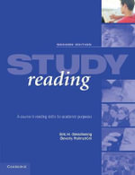 Study Reading : A Course in Reading Skills for Academic Purposes - Eric H. Glendinning
