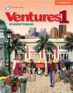 Ventures 1 Student's Book with Audio CD : No. 1 - Gretchen Bitterlin