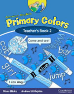 American English Primary Colors 2 Teacher's Book - Diana Hicks