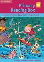 Primary Reading Box : Reading activities and puzzles for younger learners - Caroline Nixon