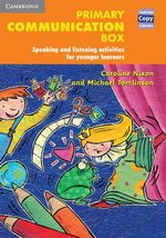 Primary Communication Box : Reading activities and puzzles for younger learners - Caroline Nixon