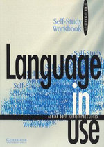 Language in Use Upper-intermediate Self-study workbook : Upper-intermediate - Adrian Doff