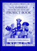 The Cambridge Picture Dictionary Project book - David Vale
