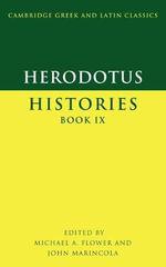 Herodotus : Histories Book IX: Bk.9 - Herodotus