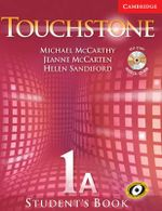 Touchstone Level 1 Student's Book A with Audio CD/CD-ROM - Michael McCarthy