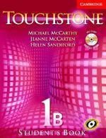 Touchstone Level 1 Student's Book B with Audio CD/CD-ROM : Touchstone - Michael J. McCarthy