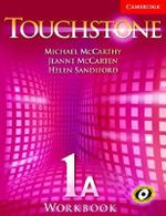 Touchstone Workbook 1 A : Student's Book [With Audio CD/CDROM] - Michael McCarthy