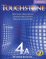 Touchstone Workbook 4 A : Touchstones - Michael McCarthy