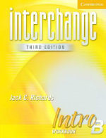 Interchange Intro Workbook B - Jack C. Richards