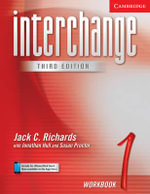 Interchange Workbook 1 : Interchange Third Edition - Jack C. Richards