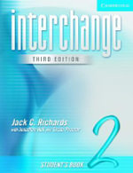 Interchange Student's Book 2 : Student's Book Level 2 - Jack C. Richards