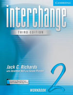 Interchange Workbook 2 : Workbook 2A - Jack C. Richards