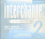 Interchange Level 2 Class Audio CDs (3) : Level 2 - Jack C. Richards