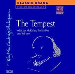 The Tempest Set of 2 Audio Cds : New Cambridge Shakespeare Audio - William Shakespeare