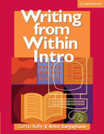 Writing from within Intro : 40 Units of Self-Study Vocabulary Exercises - Curtis Kelly