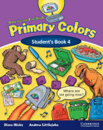 American English Primary Colors 4 Student's Book - Diana Hicks