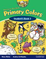 American English Primary Colors 3 Student's Book - Diana Hicks