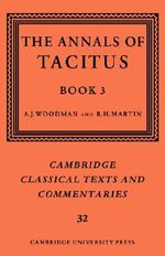 The Annals of Tacitus : Bk. 3 - Tacitus
