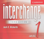 Interchange 1 Lab Audio CDs (4) - Jack C. Richards