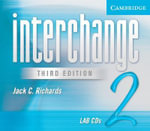 Interchange 2 Lab Audio CDs (4) - Jack C. Richards