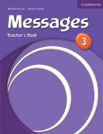 Messages 3 Teacher's Book : Teacher's Book - Meridith Levy