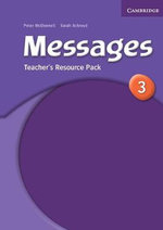 Messages 3 Teacher's Resource Pack : Messages - Sarah Ackroyd