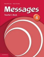 Messages 4 Teacher's Book - Meridith Levy