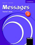 Messages 3 Teacher's Book 3 Italian Version : Level 3 - Meredith Levy