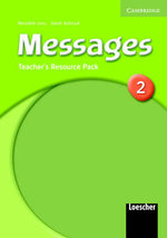 Messages 2 Teacher's Resource Pack Italian Version : Level 2 - Meredith Levy