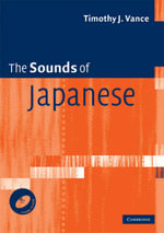 The Sounds of Japanese - Timothy J Vance