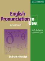 English Pronunciation in Use Advanced Book with Answers and 5 Audio CDs - Martin Hewings