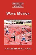 Wave Motion - John Billingham