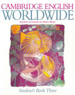 Cambridge English Worldwide Student's Book 3 - Andrew Littlejohn