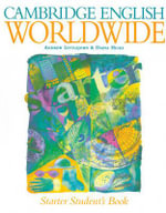 Cambridge English Worldwide Starter Student's Book - Andrew Littlejohn
