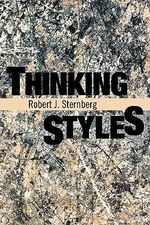 Thinking Styles : A Propulsion Model of Kinds of Creative Contributi... - Robert J. Sternberg