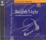 Twelfth Night 2 CD set : Unabridged - William Shakespeare