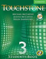 Touchstone Level 3 [With CDROM and CD] : Touchstones - Michael J. McCarthy