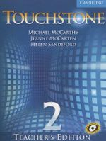Touchstone Teacher's Edition 2 with Audio CD : Touchstones - Michael J. McCarthy
